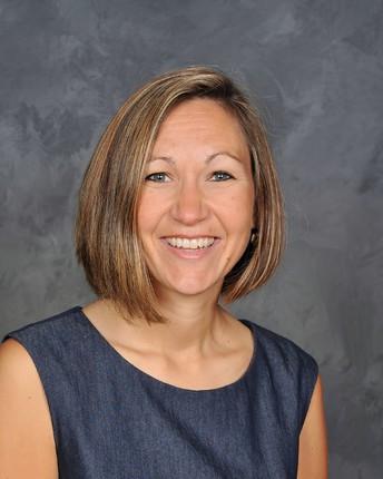 Park Elementary Kindergarten teacher Mrs. Amy Ridgeway