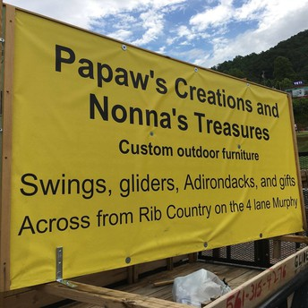 Papaw's Creations & Nonna's Treasures, LLC
