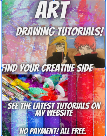 Art Tutorials   By Alexa C.
