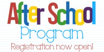 Registration for 20-21 Extended Day Program