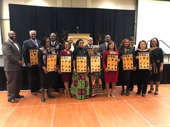 Richland Two's Black History Month Reception