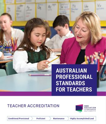 NESA: The Australian Professional Standards for Teachers