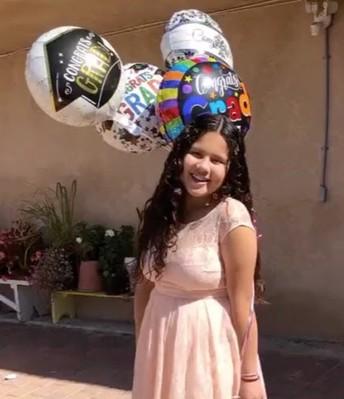 6th Grade Cub - Ariana G. H.