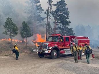 Photo courtesy of Estes Park News