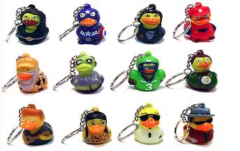 Earn Ducks