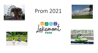 Announcing the return of Prom!