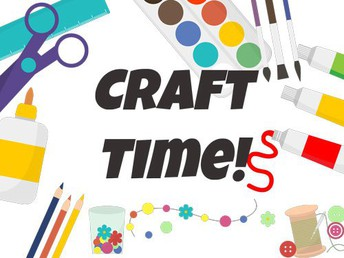 Drop in Craft Time!