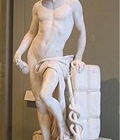Estátua de Mercúrio
