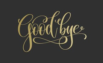 Goodbye Message from Mr. Blenderman