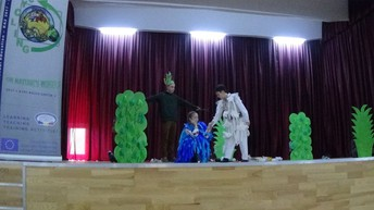 Theater play about the environment