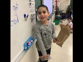 Kindergarten Show & Share!