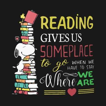Advertise the Joy of Reading!