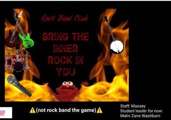 Rock Band Club