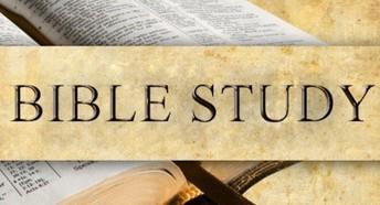 Bible Class Schedule