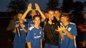 Spartan Boys Soccer