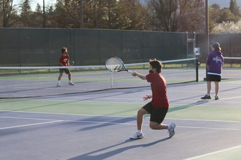 Tennis Wins at College Park