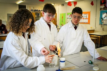 Exploring the Wonders of Science at Ballymahon Vocational School