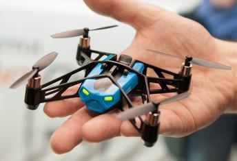 Piloting Drones