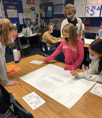 4th Grade Mathematicians!