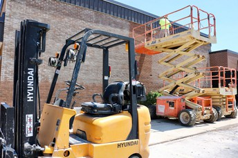 Summer construction projects in D15 schools