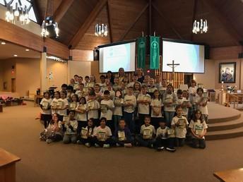Grade 4 Bible Presentation