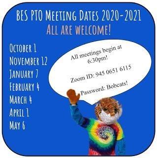 BES PTO Schedule
