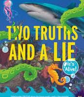 Two Truths and A Lie by  Ammi-Joan Paquette