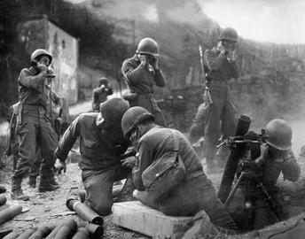 Read a book about World War II