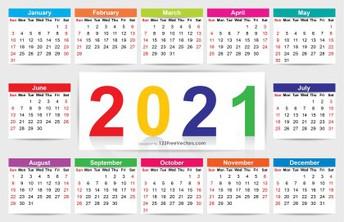 Mark Your Calendar...