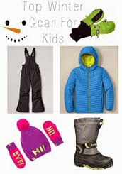 COLD WEATHER GEAR NEEDED
