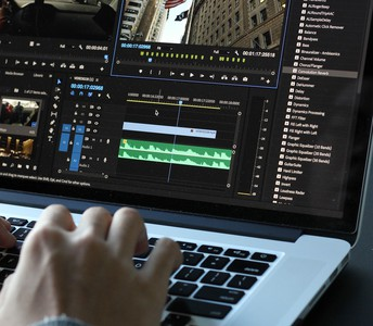 Editing Videos with Premiere