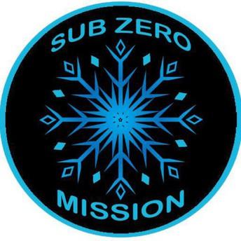 The Sub Zero Mission logo