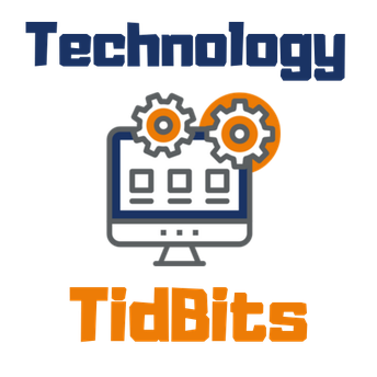 Technology Tidbits