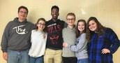 HENDERSON COUNTY HIGH SCHOOL STUDENTS RECENTLY NAMED ALL-STATE CHOIR