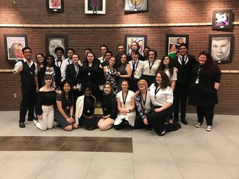 OAP Advances to Regionals!