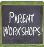 Parent Workshop - THIS WEEK