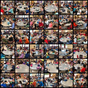 5th Grade Cafeteria!
