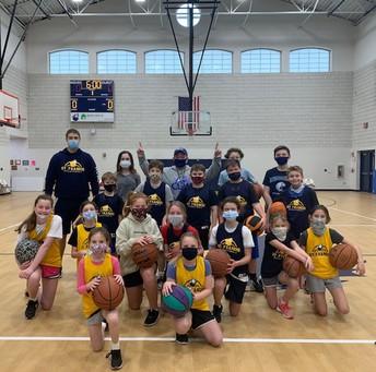 SFCS Developmental Basketball League
