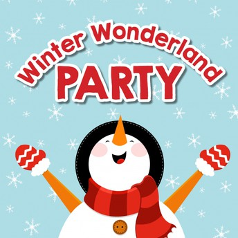 Winter Class Party - Note the time: 1:30 - 2:30