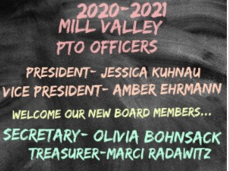 Welcome Back to Mill Valley from PTO!