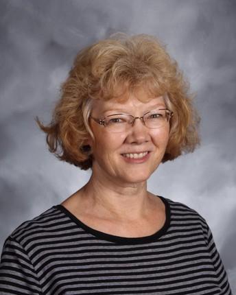 Hilda Demuth-Lutze - CHS English Teacher (33 years)