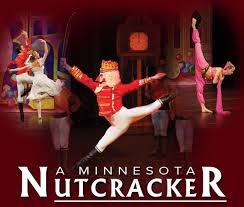 Mr Micah is the Nutcracker Twin Cities Ballet of Minnesota