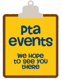 Upcoming PTA Events