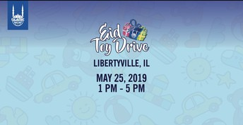 Islamic Relief Eid Toy Drive at IFN - Information provided by Sister Breera Rihman
