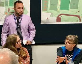 'What if' questions drive qcHS safety discussion
