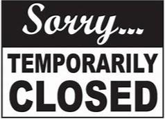 Playground Is Closed