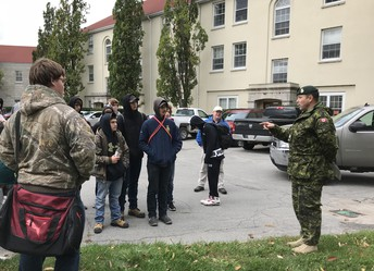 Uncovering Indigenous History Walk: Lasalle Secondary School and Sydenham Secondary School