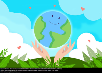 Happy Birthday World!  Earth Day!