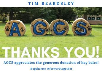 AGCS Micro Farm Thanks Tim Beardsley