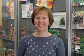 MUSTANG SPOTLIGHT - MRS. AMY HOFMANN, SCHOOL PSYCHOLOGIST FOR SCS